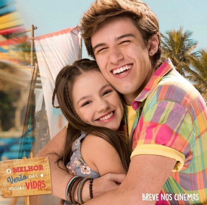 """Akousis apoia lançamento do filme """"O Melhor Verão das Nossas Vidas""""."""